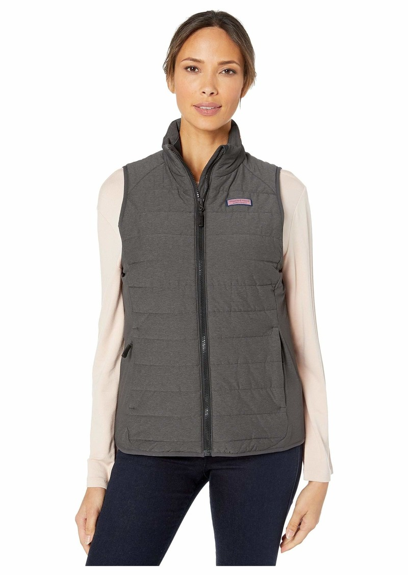 Vineyard Vines Mountain Weekend Puffer Vest