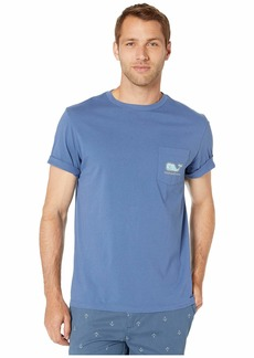 Vineyard Vines Pelicans Whale Fill Pocket Tee