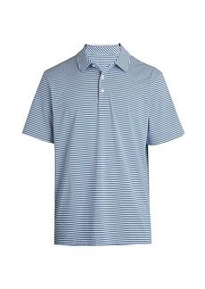 Vineyard Vines Performance Stripe Polo