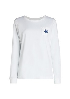 Vineyard Vines Pocket Long-Sleeve T-Shirt