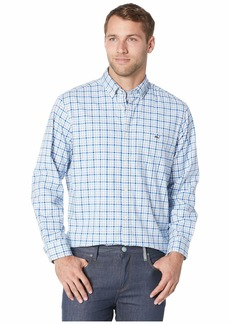 Vineyard Vines Pondview Plaid Classic Tucker Shirt