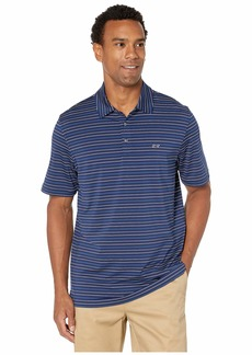 Vineyard Vines Port Stripe Sankaty Polo