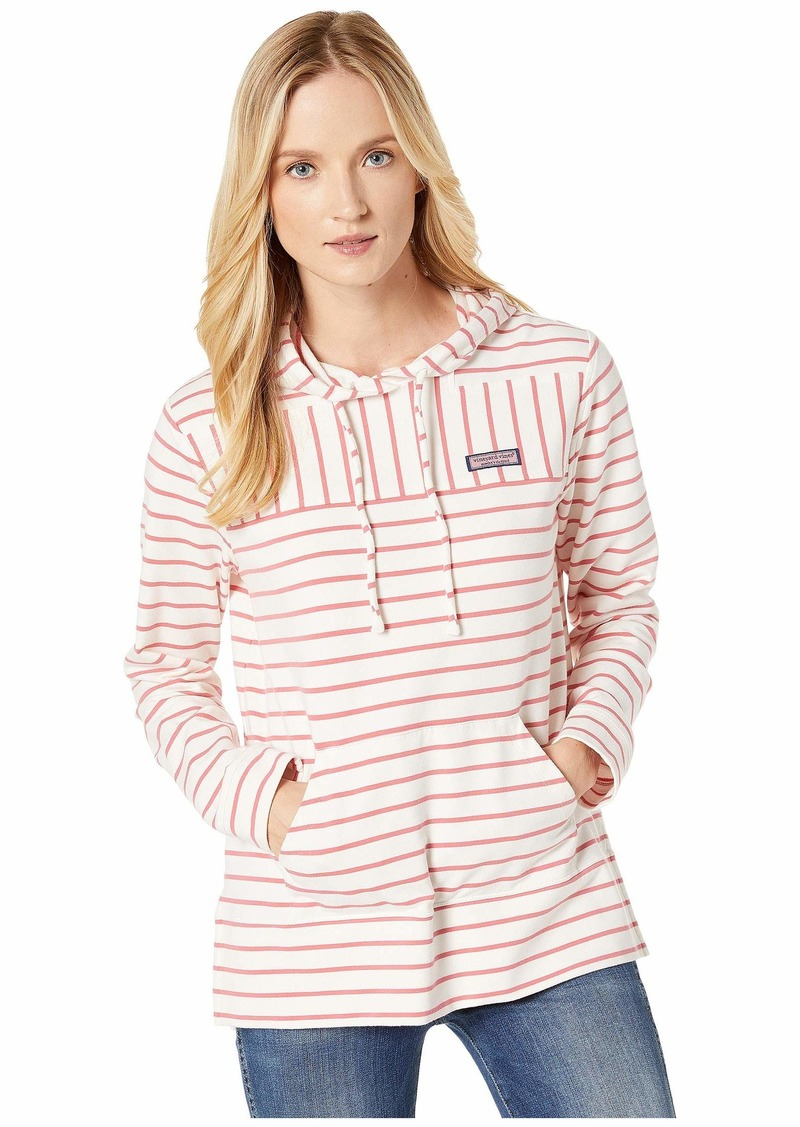 Vineyard Vines Relaxed Hoodie Shep Shirt