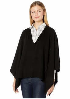 Vineyard Vines Reversible V-Neck Poncho