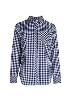 Vineyard Vines RLX Seabreeze Gingham Shirt