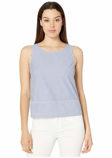 Vineyard Vines Sarah Stripe Bow Back Top