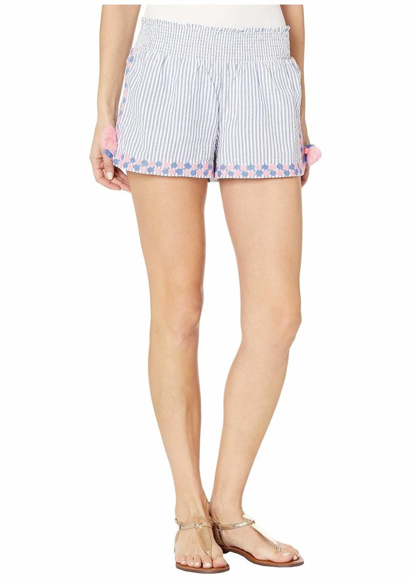 Vineyard Vines Seersucker Pull-On Shorts