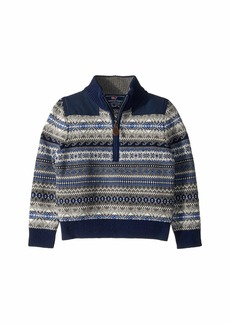 Vineyard Vines Shep Fair Isle Sweater (Toddler/Little Kids/Big Kids)