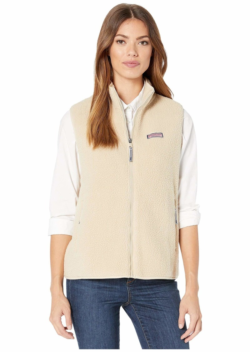 Vineyard Vines Sherpa Harbor Vest