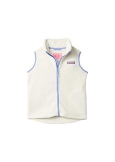 Vineyard Vines Sherpa Vest (Toddler/Little Kids/Big Kids)