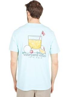 Vineyard Vines Short Sleeve 19th Hole Pocket T-Shirt