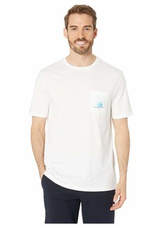 Vineyard Vines Short Sleeve Day On The Flats Pocket Tee