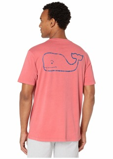 Vineyard Vines Short Sleeve Garment Dyed Vintage Whale