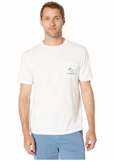 Vineyard Vines Short Sleeve Last Call Pocket Tee