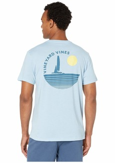 Vineyard Vines Short Sleeve Twilight Sail Island Tee