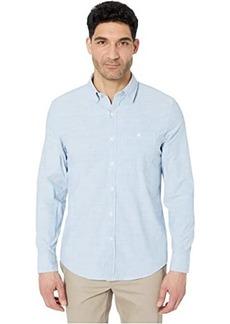Vineyard Vines Slim Fit Chambray Longshore Button-Down Shirt