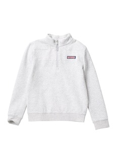 Vineyard Vines Small Quilted Classic Sweater (Big Boys)