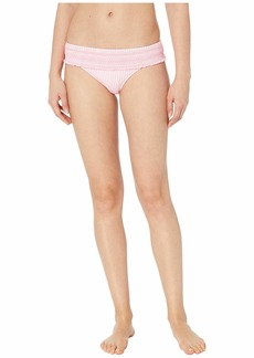 Vineyard Vines Smocked Bikini Bottom