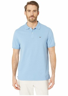 Vineyard Vines Stretch Pique Solid Polo