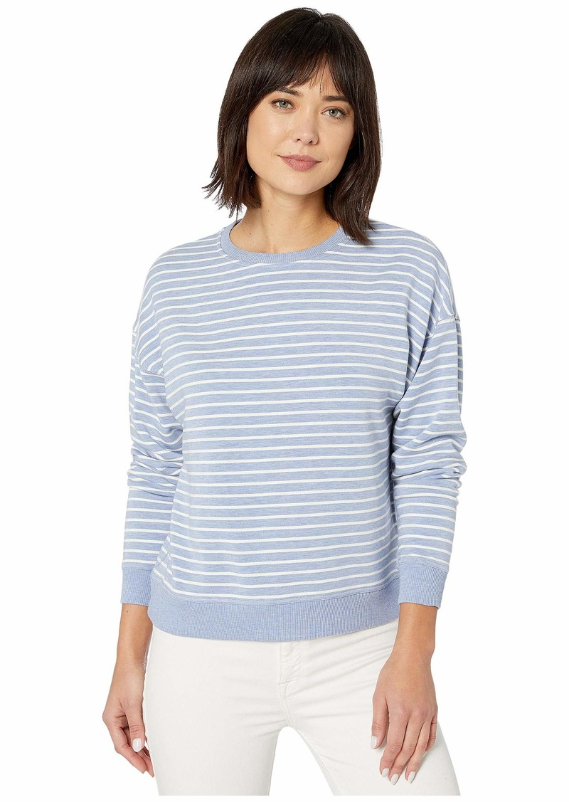 Vineyard Vines Striped Modern Sweatshirt