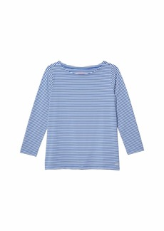 Vineyard Vines Striped Sankaty Simple Boatneck