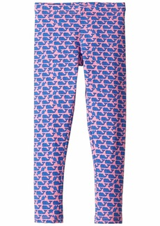 Vineyard Vines Striped Whale Knit Leggings (Toddler/Little Kids/Big Kids)