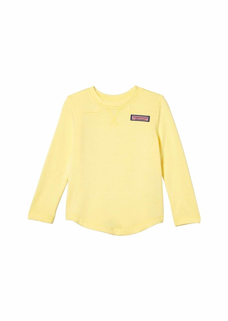 Vineyard Vines Super Soft Crew Neck Shep Shirt (Toddler/Little Kids/Big Kids)