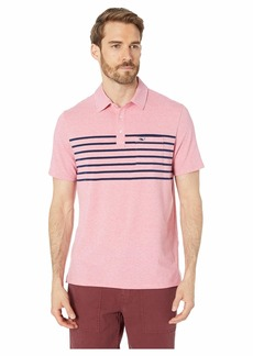 Vineyard Vines Surfer Stripe Edgartown Polo