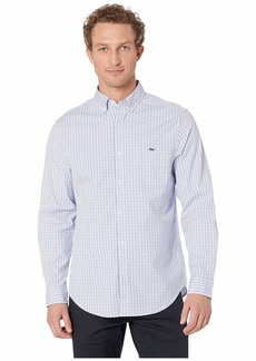 Vineyard Vines Tobago Tattersall Classic Tucker Shirt