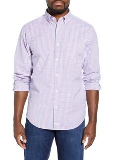 Vineyard Vines Tucker Regular Fit Balter Tattersall Sport Shirt