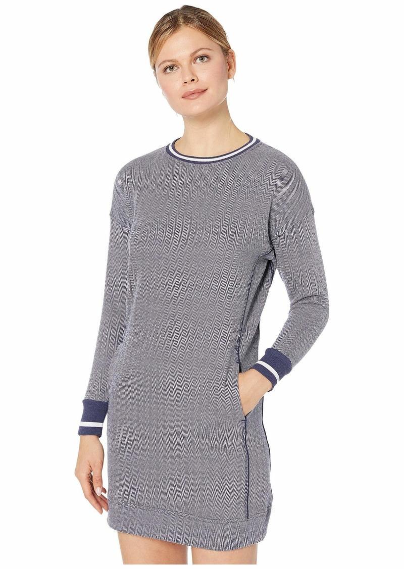 Vineyard Vines Varsity Sweatshirt Dress
