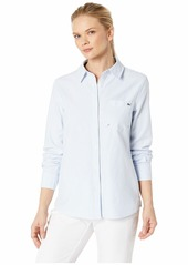 Vineyard Vines Vine Stripe Relaxed Oxford Button Down Shirt