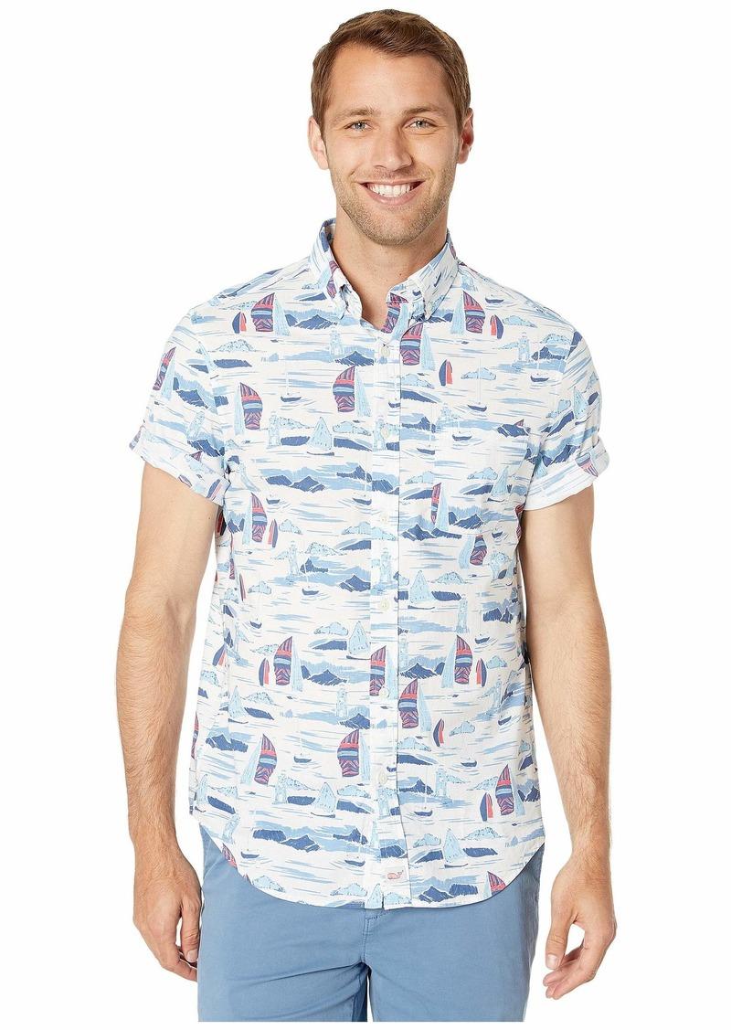 Vineyard Vines Vineyard Short Sleeve Classic Murray Shirt