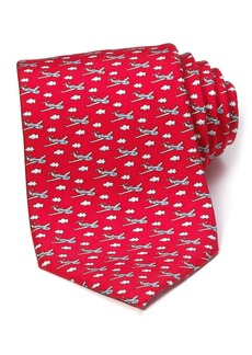 Vineyard Vines Airplane Classic Tie