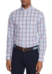 Vineyard Vines Atala Tattersall Plaid Classic Fit Button-Down Shirt