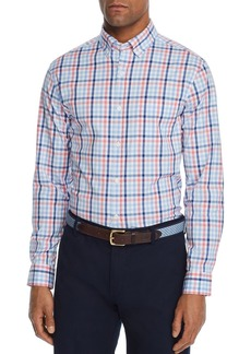 Vineyard Vines Atala Tattersall Plaid Classic Fit Button-Down Shirt