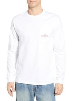 e74089909 Vineyard Vines vineyard vines Marlin 98 Long Sleeve Pocket T-Shirt ...