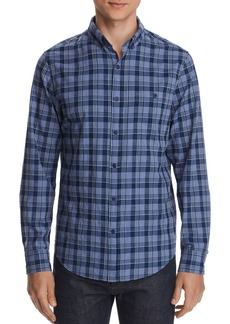 Vineyard Vines Bayside Plaid Slim Fit Button-Down Shirt