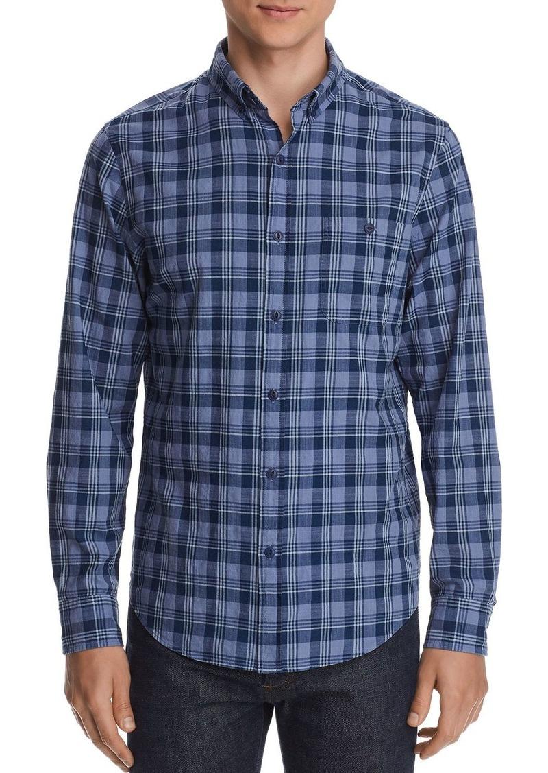 Vineyard Vines Bayside Plaid Slim Fit Button-Down Shirt
