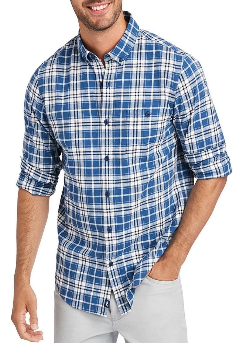 Vineyard Vines Beach Flannel Slim Fit Button-Down Shirt
