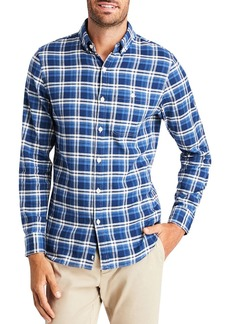 Vineyard Vines Beach Flannel Slim Fit Button-Down Shirt