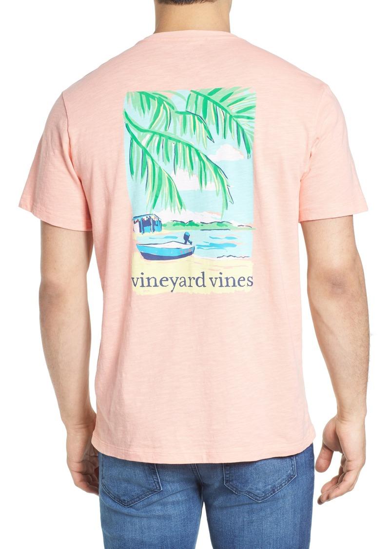 Vineyard Vines Vineyard Vines Beach Graphic T Shirt T