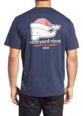 Vineyard Vines Bearded Whale Graphic T-Shirt