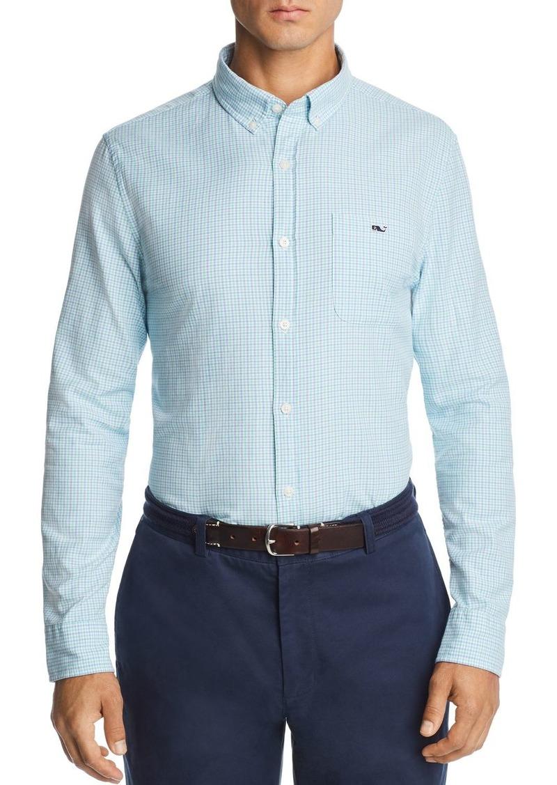 Vineyard Vines Belle Haven Plaid Slim Fit Button-Down Shirt