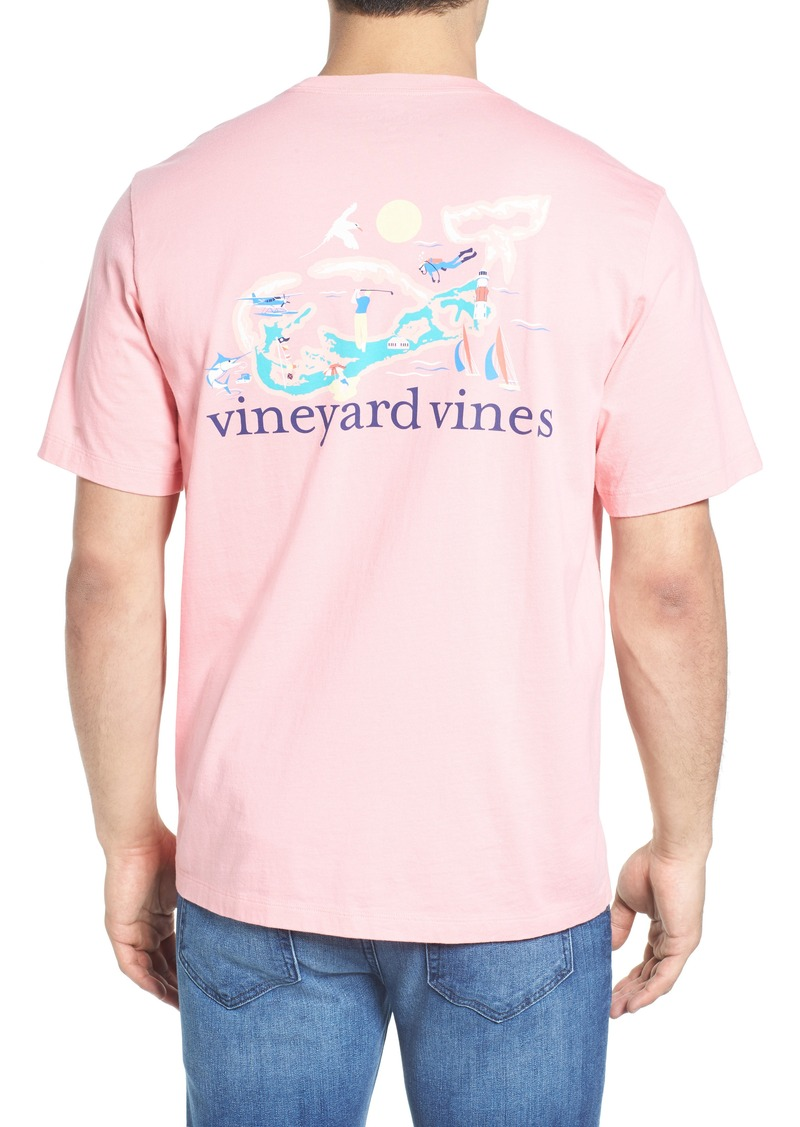 Sale Vineyard Vines Vineyard Vines Bermuda Whale Pocket T
