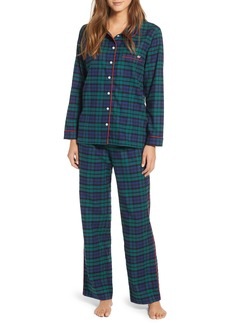 vineyard vines Blackwatch Plaid Cotton Pajamas