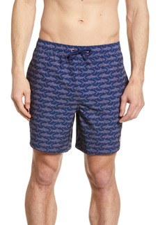 vineyard vines Bonefish Sketch Chappy Swim Trunks