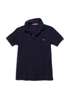 Vineyard Vines Boys' Classic Piqu� Polo Shirt - Little Kid, Big Kid