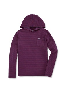 Vineyard Vines Boys' Edgartown Hooded Tee - Little Kid, Big Kid