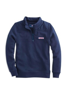 Vineyard Vines Boys' French Terry Shep Shirt - Little Kid, Big Kid
